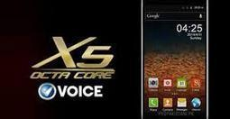 United Mobile unveiled octa-core Voice X5 in Pakistan for Rs 39000 | eTechcrunch.com | Scoop.it