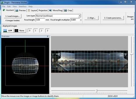 6 Free Tools to Create Stunning Panorama Photos | makeuseof.com | Tablets na educação | Scoop.it