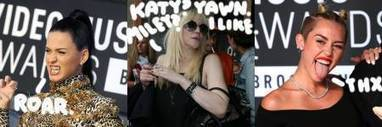 Courtney Love Dishes On Whether She Loves Miley Cyrus Or Katy ... | MelManion | Scoop.it
