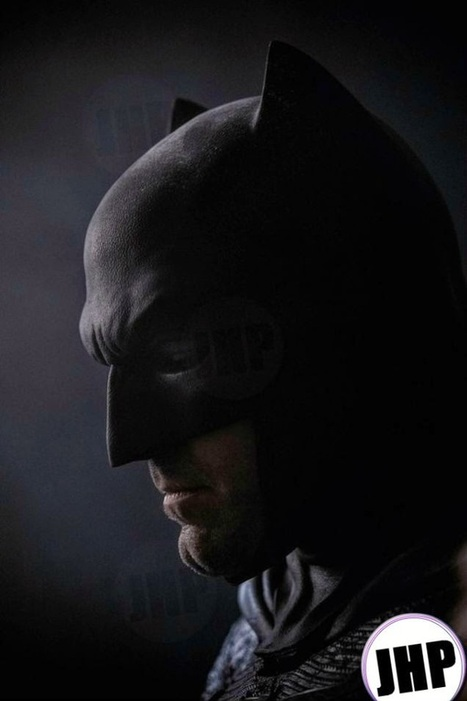 Batman Vs. Superman: prime foto del costume di Ben Affleck - Jimi Paradise™ | WEBOLUTION! | Scoop.it