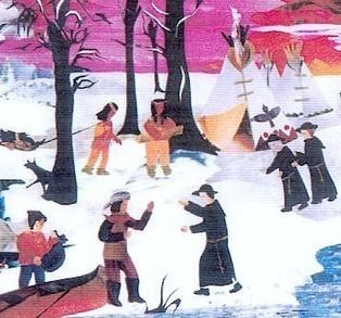 17 mai 1673 expédition du père Marquette à la découverte du Mississippi | Racines de l'Art | Scoop.it
