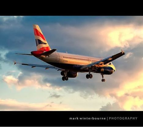 Fantastic Airline Photography by Mark Winterbourne | Fashion Models Photography | Scoop.it