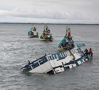 You Heard We're Stopping The Boats? You Heard Wrong. | Psycholitics & Psychonomics | Scoop.it