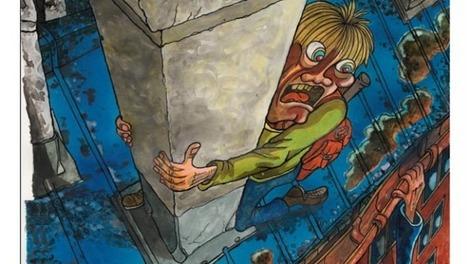 Nå blir norske tegneserier sikret plass i bibliotekhyllene - Kultur-og-underholdning - NRK   Skolebibliotek   Scoop.it