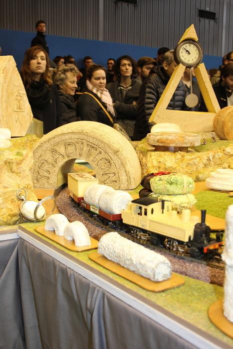 MOF : La crème des fromagers - Guide du Goût Paris | Industrie fromagère | Scoop.it