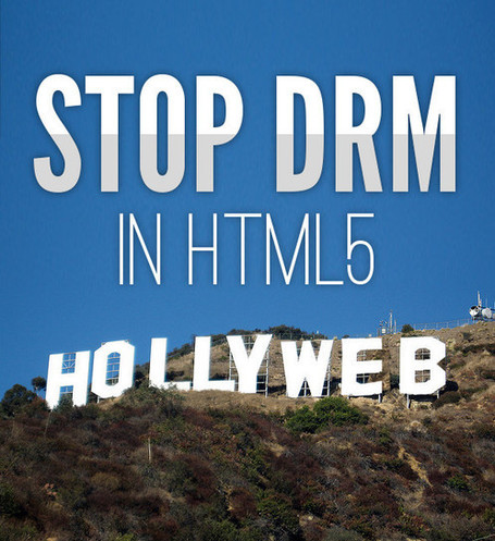 Tell W3C: We don't want the Hollyweb | Defective by Design | The Benefits of Sharing | Scoop.it
