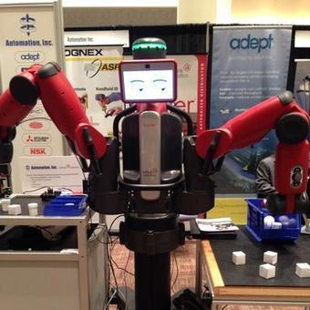 Meet the new Baxter robot — twice as fast, more precise and easier to use - Boston Business Journal | Technological Unemployment | Scoop.it