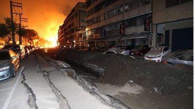 Multiple Taiwan gas blasts kill 25 | EconMatters | Scoop.it