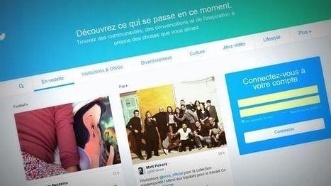 Twitter dévoile sa nouvelle interface | Twitter pour les petites et moyennes entreprises (PME-TPE) | Scoop.it