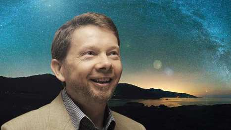 Eckhart Tolle Says There Are 3 Mentalities You Need To Achieve Ultimate Freedom | Unplug | Scoop.it