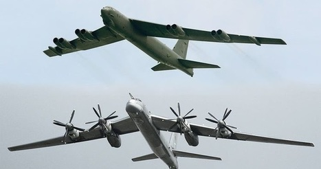 Next Big Future: Russia vs US bomber competition in 2020s will still mainly be upgraded B52 vs upgraded Tu-95 which both first flew in 1952 | Research_topic | Scoop.it