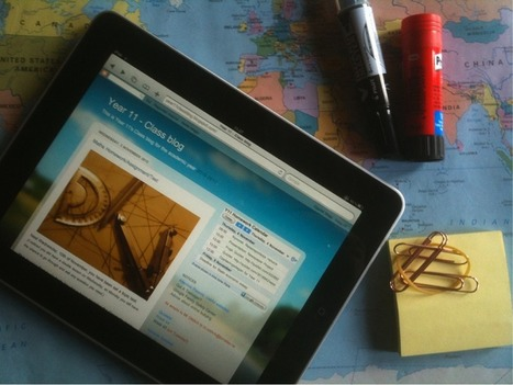 The iPad: Helping Shape the Future of Education | School Library: Classroom Climate | Scoop.it