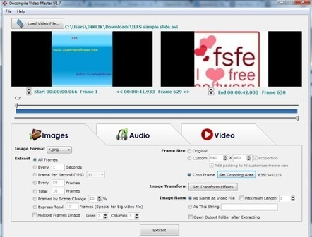Extract Images From Video, Convert Video To Audio, Create Video Clips | Time to Learn | Scoop.it