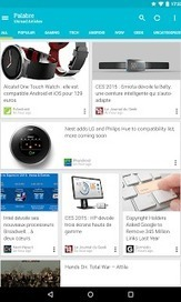 Palabre 2.0.0 beta 17 (Android reader synced with Feedly) adds offline reading | RSS Circus : veille stratégique, intelligence économique, curation, publication, Web 2.0 | Scoop.it