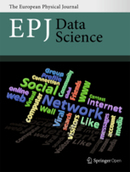 EPJ Data Science | Complex Systems and X-Events | Scoop.it