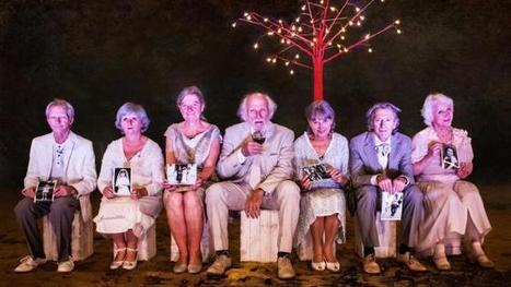 On a vu. Bel hymne à la vie à Jean Vilar | vieillissement haute qualite | Scoop.it