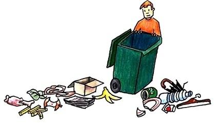 Déchets domestiques : les hommes célibataires et le recyclage ne font pas bon ménage | Prêts à pousser le monde vers un air plus sain | Scoop.it