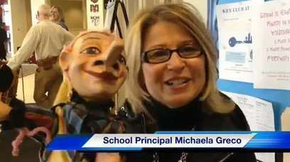 German puppet master visits Morris school | Angelika's German Magazine | Scoop.it