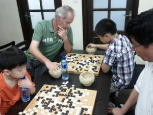 What's happening at the Shanghai Go Camp? | Go, Baduk, Weiqi ~ Board Game | Scoop.it
