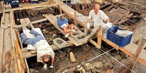 TURQUIE : 8,500-year-old footprints rewrite İstanbul's history | World Neolithic | Scoop.it