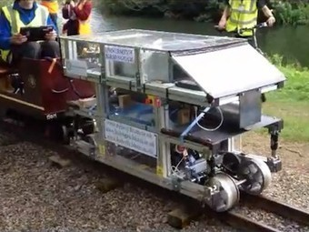 Prototype of Hydrogen Fuel Cell Powered Train Unveiled in the UK | Scientific and Technological Innovation | Scoop.it