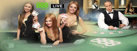 Richiedi più premi con l'888 Casino high roller bonus | Online Slots | Scoop.it