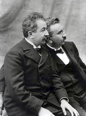 5 octobre 1864 naissance de Louis Lumière | Racines de l'Art | Scoop.it