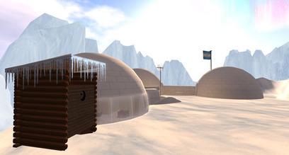 POLAR VILLAGE, Smoky - Second life   Second Life Destinations   Scoop.it