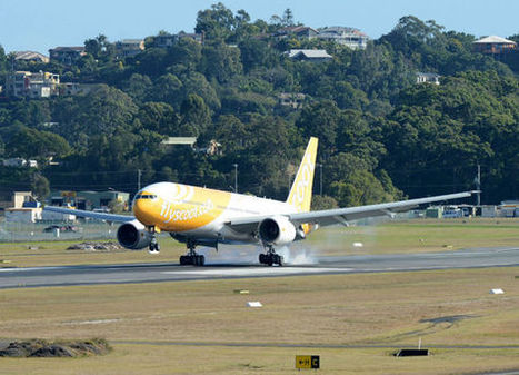 Scoot 777 makes its inaugural flight - Flight Image of the Day | Allplane: Airlines Strategy & Marketing | Scoop.it