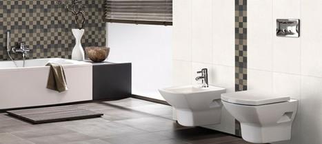 5 carrelages pour WC originaux | Blog Carrelage | Carrelage : tous les conseils et idées déco | Scoop.it