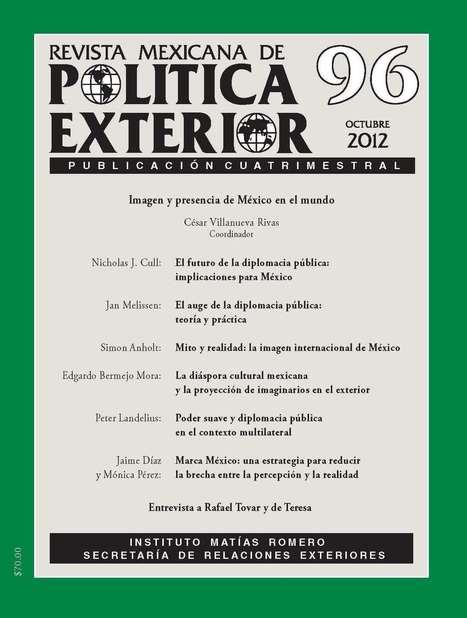 S.R.E. Revista Mexicana de Política Exterior | Política exterior | Scoop.it