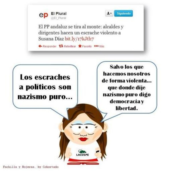 Twitter / elpadrecorajede: Partido popular matones S.A ... | Partido Popular, una visión crítica | Scoop.it