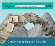 Deel uw Delpher zoektips! | Koninklijke Bibliotheek | Blogs over boeken | Kijken hoe dit gaat | Scoop.it