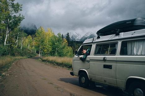 Vancrafted : un road-trip de 25.000km en VW T3 | Be Combi | Tourisme et voyages sur la route | Scoop.it