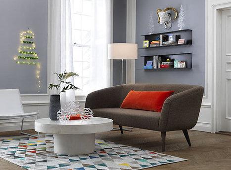 5 Easy Living Room Makeover Ideas | Designing Interiors | Scoop.it