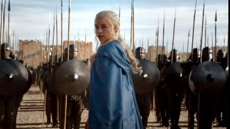 """""""Game of Thrones"""" : une petite Khalessi est née... à Thonon-les-Bains   Mais n'importe quoi !   Scoop.it"""