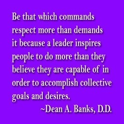 Welcome to The Spirituality Post Daily! Daily Posts by Dean A. Banks, D.D.   Spirituality Guidance   Scoop.it