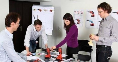 Los tres ejes del Design Thinking: hacer, sentir y  pensar para innovar.   Historia, cultura   Scoop.it