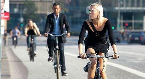En Francia le pagan a quienes van al trabajo en bicicleta - El Espectador Uruguay (Comunicado de prensa)   Uso adecuado de la tecnología. No es tan difícil.   Scoop.it