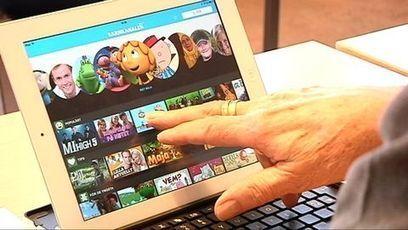Pensionärer pluggar plattor | Folkbildning på nätet | Scoop.it