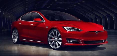 Tesla Motors base sa stratégie sur le solaire, son pilote automatique et le partage   Electromobilité   Scoop.it