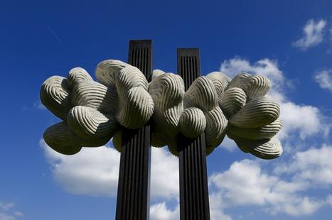 Axel Cassel: Cloud | Art Installations, Sculpture, Contemporary Art | Scoop.it