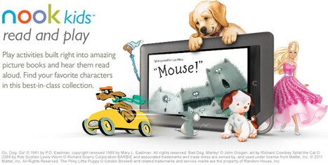 NOOK Kids Read and Play - Barnes & Noble | Read Alouds | Scoop.it