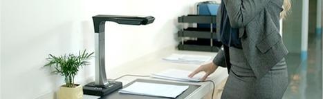 Un scanner capable de numériser un livre de 300 pages en 5 minutes - Korben   Informatique TPE   Scoop.it