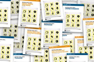 Mapping Digital Media | International Journalism | Scoop.it