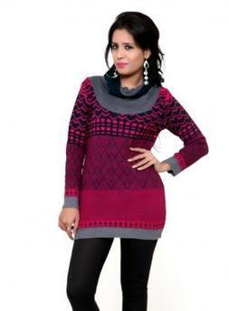 Stylish collection of women winter tunics | Women Winter Clothes | Scoop.it