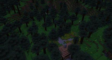 PixeledMe Minecraft | Slender Creeper Mini Game Minecraft World Save | dragons of cheese in minecraft | Scoop.it