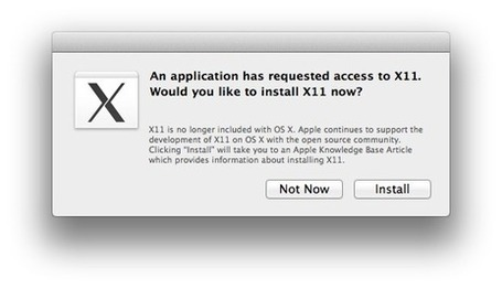 Apple Removes X11 in OS X Mountain Lion, Shifts Support to Open Source XQuartz | GeekRev's Technology Review | Scoop.it