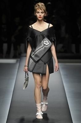 Prada at Milan Fashion Week Fall 2013 | Online Beauty Tips | MFW | Scoop.it
