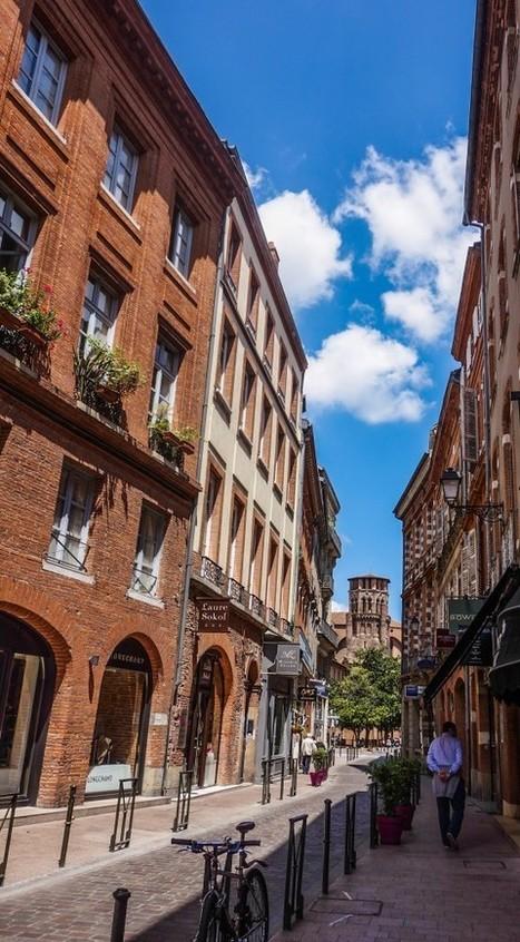 Visiter Toulouse : un week-end dans la ville rose en images   CLEVACANCES HAUTE-GARONNE   Scoop.it